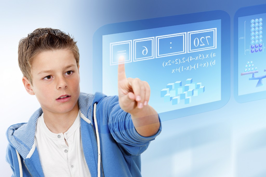 Education Technology - Magazine cover