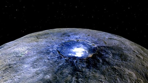NASA Needs Lander To Find Life On Ceres