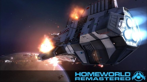 'Homeworld Remastered Collection' Goes For The Nostalgic Jugular With New Videos