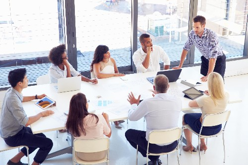 How To Drag Your Leadership Team Into The 21st Century