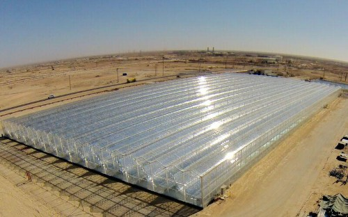 Ironic Or Economic? Oil Giant To Build World's Largest Solar Project