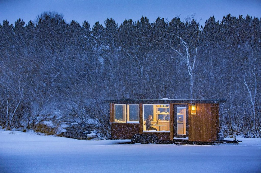 Inside The Design Of The World's Most Beautiful Tiny House