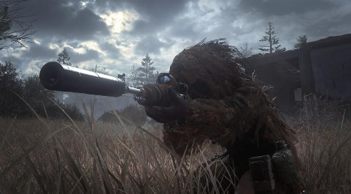 It's Time For 'Call of Duty: Modern Warfare Remastered' To Be Free From 'Infinite Warfare'