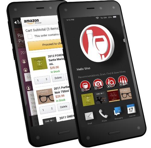 Hello Vino Is Amazon Fire Phone's Day One Wine App