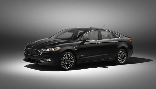 Ford Boosts 2017 Plug-in Hybrid Efficiency With Attention To Detail