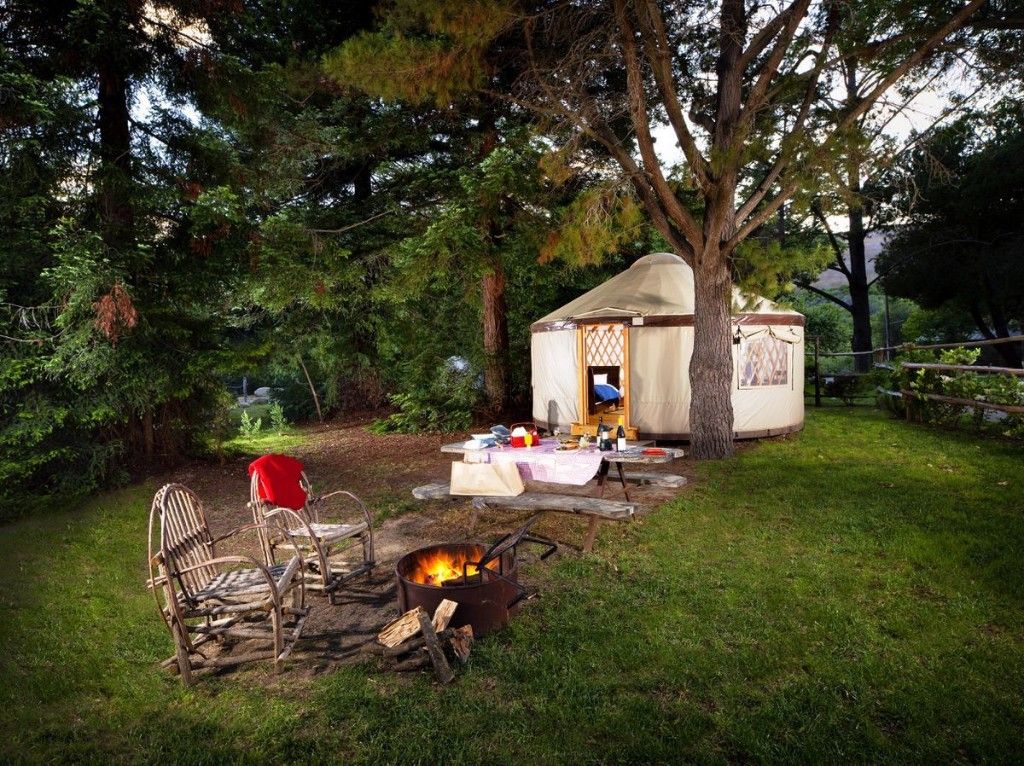 Glamping In The Round: 11 Yurts For Your Next Adventure