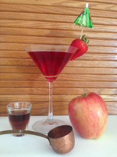 Fukushima Apples Are Dynamite In Cocktails
