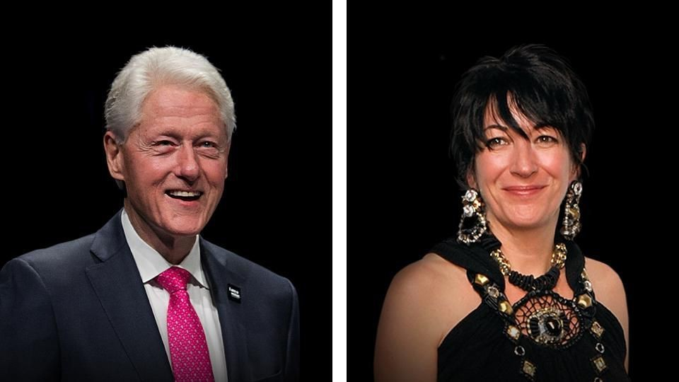 Report: Bill Clinton And Ghislaine Maxwell Had A 'Secret Dinner' In 2014