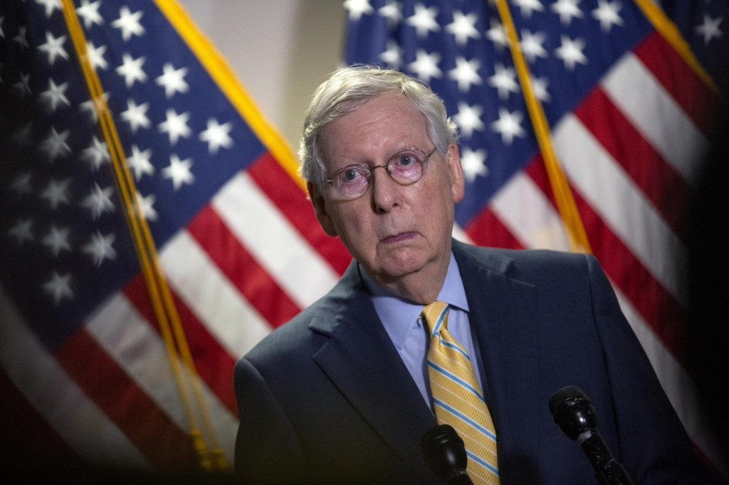 McConnell, Top Republicans Hesitate On GOP Convention Attendance As Florida Cases Skyrocket