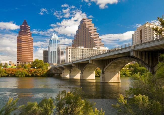 No. 1 Austin-Round Rock, Texas