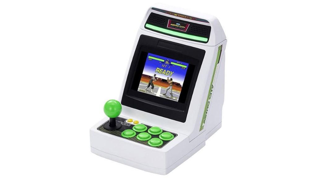 Sega Announces The Astro City Mini To Satiate Your Classic Arcade Gaming Desires