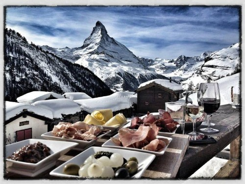A Foodie's Ski Resort: Top Restaurants in Zermatt, Switzerland