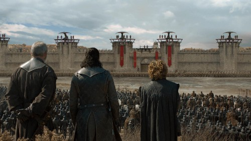 'Game Of Thrones' Season 8, Episode 5 Preview: Dracarys