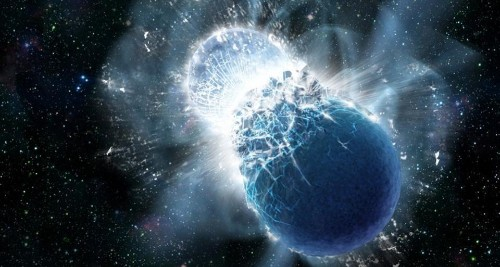 Seeing One Example Of Merging Neutron Stars Raises Five Incredible Questions