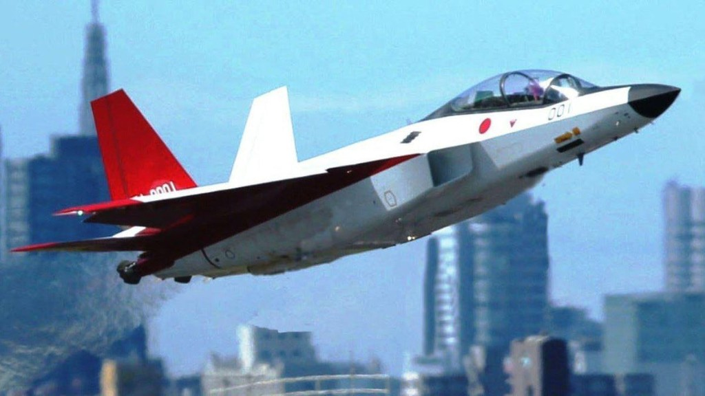 Open Your Wallets—Japan Just Scheduled Its New Stealth Fighter