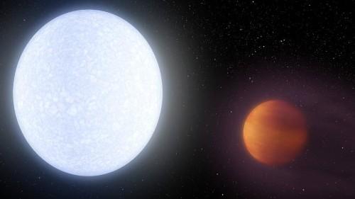 NASA Makes Hot Jupiter Atmospheres On Earth