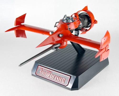Soul Of Popynica Swordfish II Toy Review: What Planet Is This?