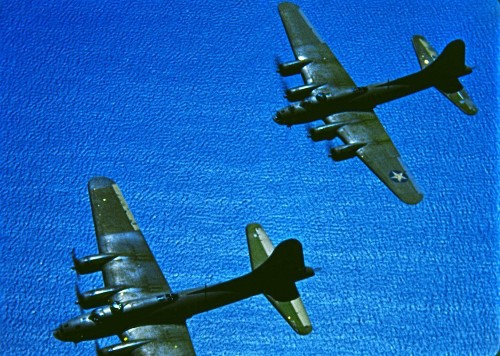 HBO, Fathom Fly Into 'The Cold Blue' With William Wyler's Lost WWII Bomber Footage