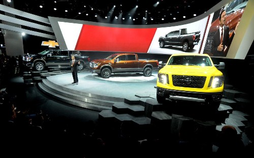 Showstoppers: The Top 15 Must-See Vehicles From The 2015 Detroit Auto Show