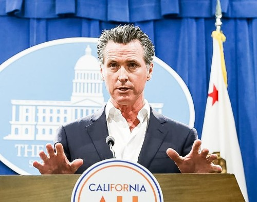 Unwilling To Address Homelessness Crisis, California's Governor Instead Seeks To Shift The Blame
