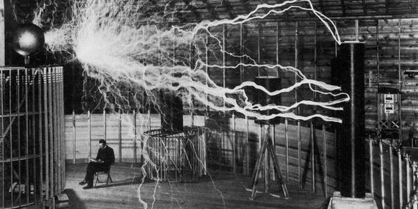 How Nikola Tesla Planned To Use Earth For Wireless Power Transfer