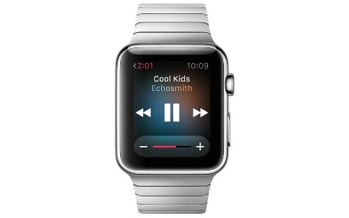 What The Apple Watch Can Do For The Music Business
