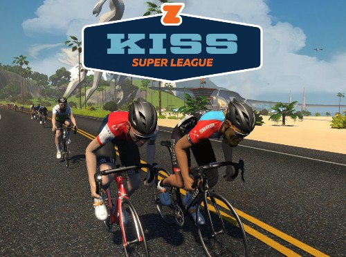 Zwift's Pro Esport League For Indoor Cyclists Kicks Off Tomorrow On Facebook With Real World Teams