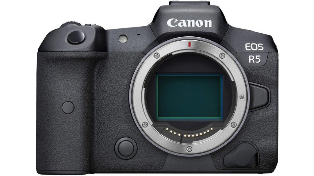 Does Canon's Just-Announced EOS R5 Already Have An Issue?