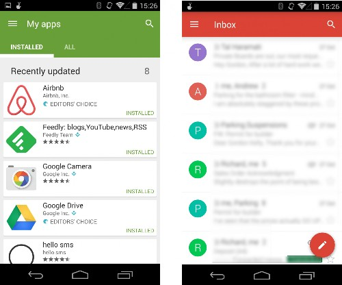 Best And Worst Things About Android 5.0 Lollipop