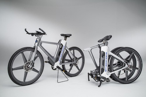 Ford Embraces Car-Sharing And Electric Bikes On A Crowded Planet