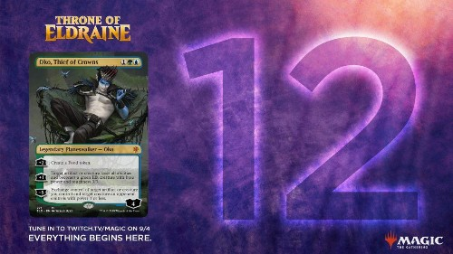 Here's Your First Look At New 'Magic: The Gathering' Card 'Oko, Thief of Crowns'