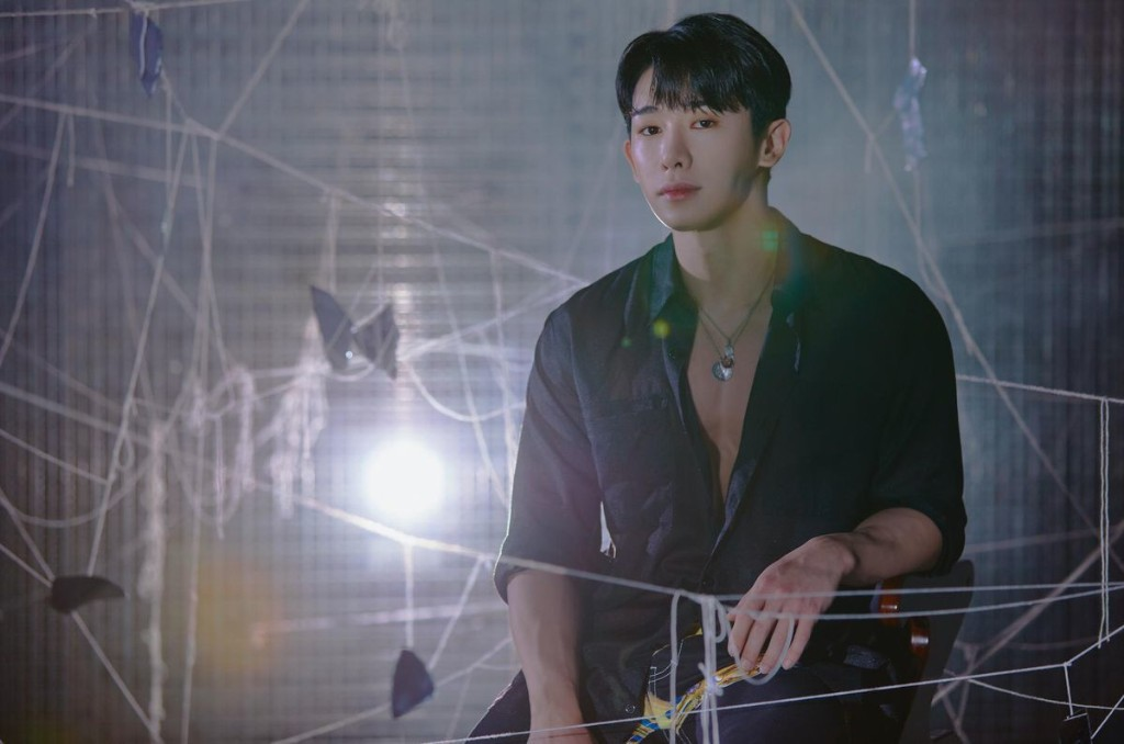K-Pop Star Wonho Talks Finding His Way Anew With 'Losing You'