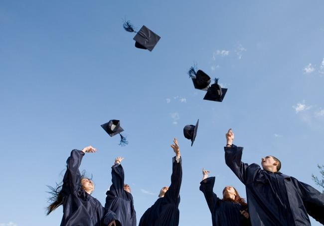 Advice To Grads: Get Healthy And Invest