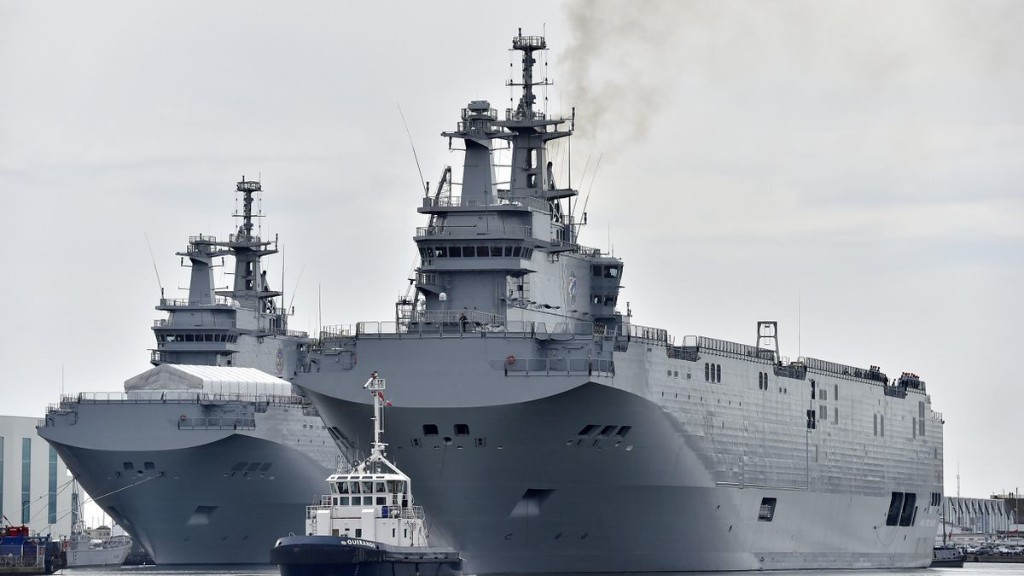Turkey Is Up Against Some Formidable Navies In The Eastern Mediterranean