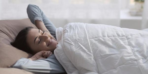 Five Simple Habits That Will Help You Sleep Better Right Away