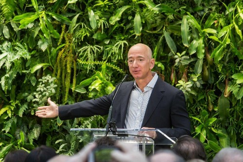 5 Reasons Jeff Bezos Should Bet Big On Synthetic Biology