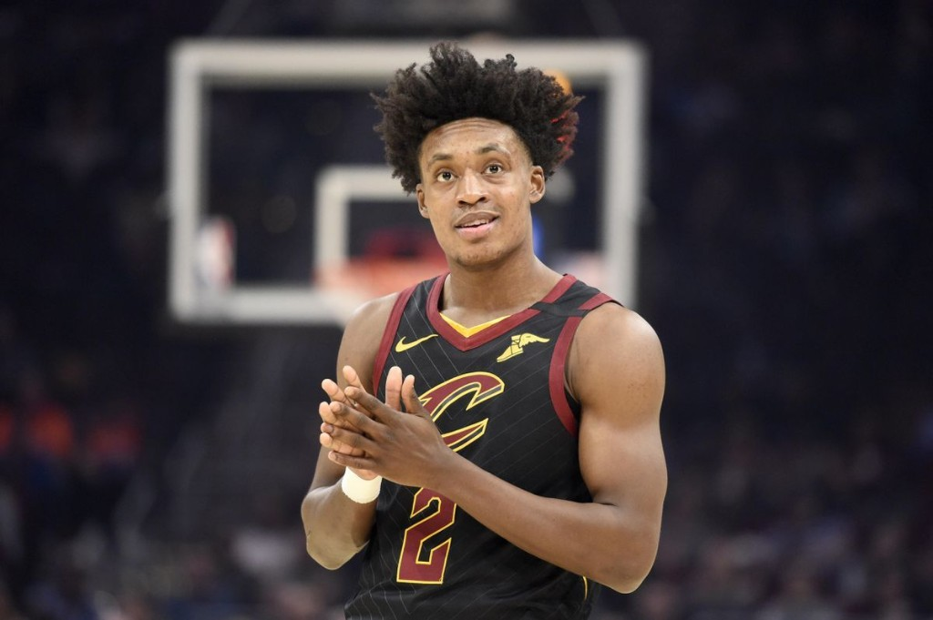 In No Time, Collin Sexton Has Become A Star For The Cavaliers