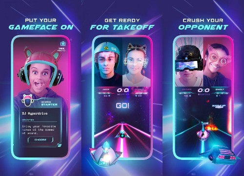 Teatime Games Launches 'Hyperspeed', Racing Into AR Enhanced Face-To-Face Social Gaming
