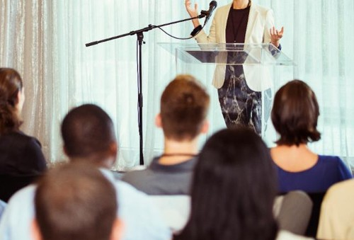 The Many Ways Public Speaking Increases Your Visibility