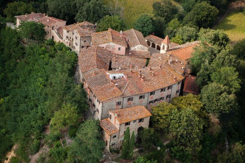 Tuscany's Il Borro Blends Tradition And Luxury With Forward Thinking