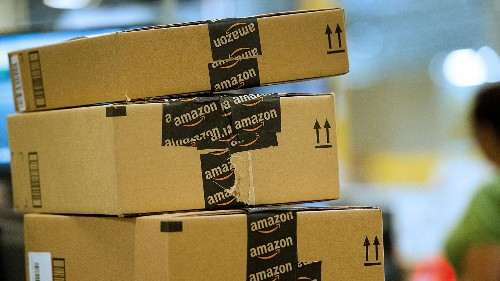 Walmart And Target Being Crowded Out Online By Amazon Prime