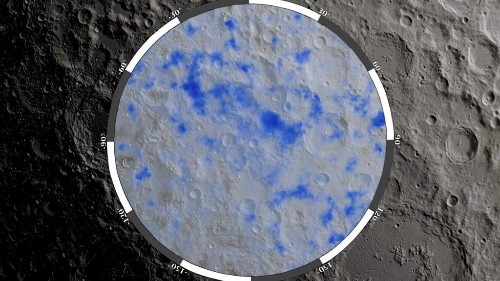 A World Water Day Surprise - The Moon May Be A Great Place To Make Water