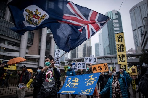 Under A Mounting Clampdown, Hong Kong's Civil Liberties Are Fading Fast