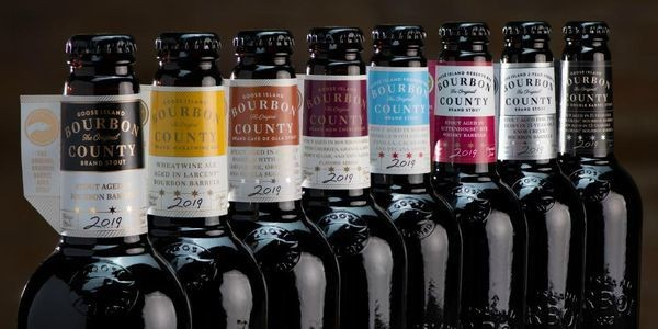 This Is The 2019 Goose Island Bourbon County Stout Lineup