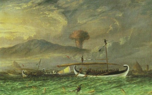 Volcanic Eruptions Changed Climate And History, But It's Complicated