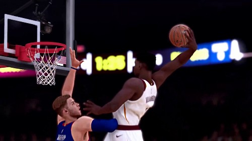 'NBA 2K19' User-Created Zion Williamson Wreaks Havoc As A Member Of The Cleveland Cavaliers