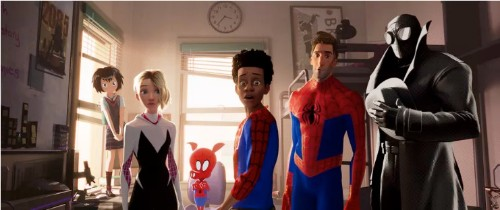 How 'Spider-Man: Into The Spider-Verse' Beat Out 'Incredibles 2' At The Golden Globes