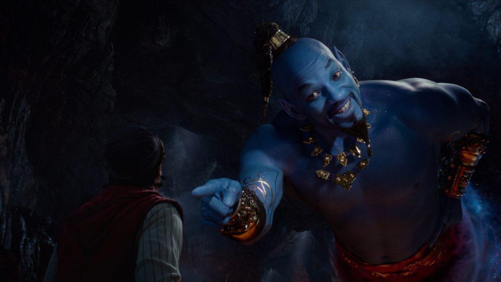 'Aladdin' Trailer Shows Will Smith's Genie But Hides Everything Else