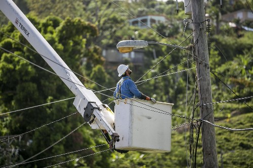 Puerto Rico's Utility PREPA Plans To Divide Island Into Renewable Energy Microgrids