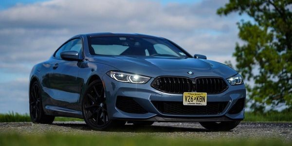 BMW's M850i Blurs The Line Between Sport Coupe And Supercar